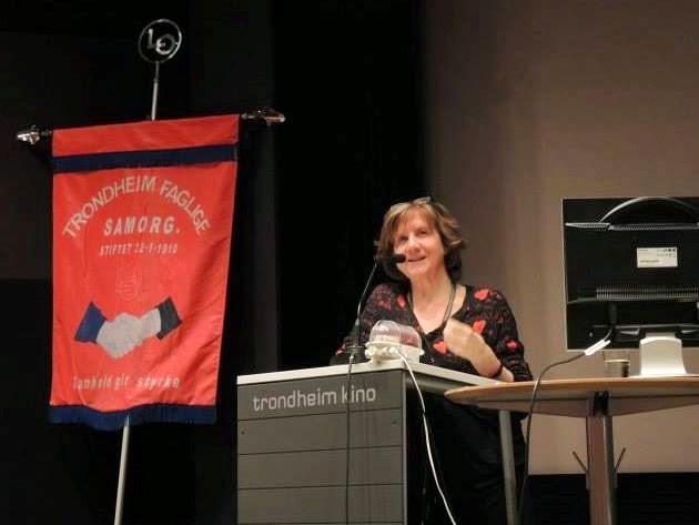 Gerd Liv Valla skaper blest om sekstimersdagen i media