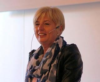 Svært positivt om sekstimersdagen fra Erna Hagensen, leder i Norsk Arbeidsmandsforbund!