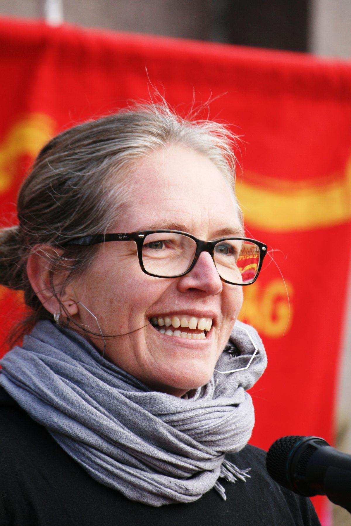 Appell fra Marianne Krogh, Kvinner på tvers